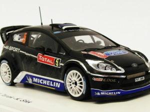 Ford Fiesta RS WRC – #5 8th Monte Carlo 2012 Ott Tänak