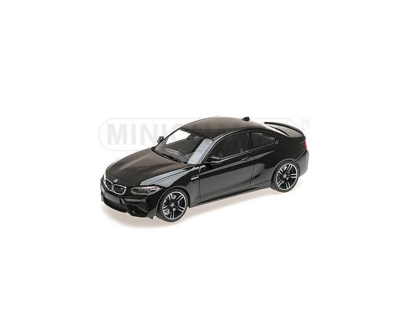 BMW M2 COUPÉ – 2016 – BLACK METALLIC