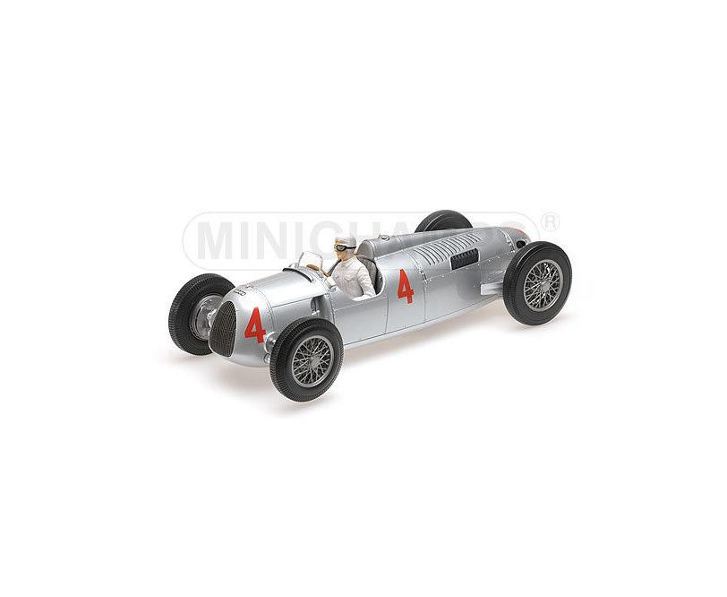 AUTO UNION TYP C – ACHILLE VARZI – 2ND PLACE GRAND PRIX AUTOMOBILE DE MONACO 1936