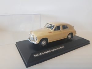 GAZ M20 POBEDA (2 series) 1948