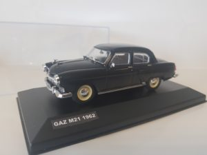 GAZ M21  1962 Black