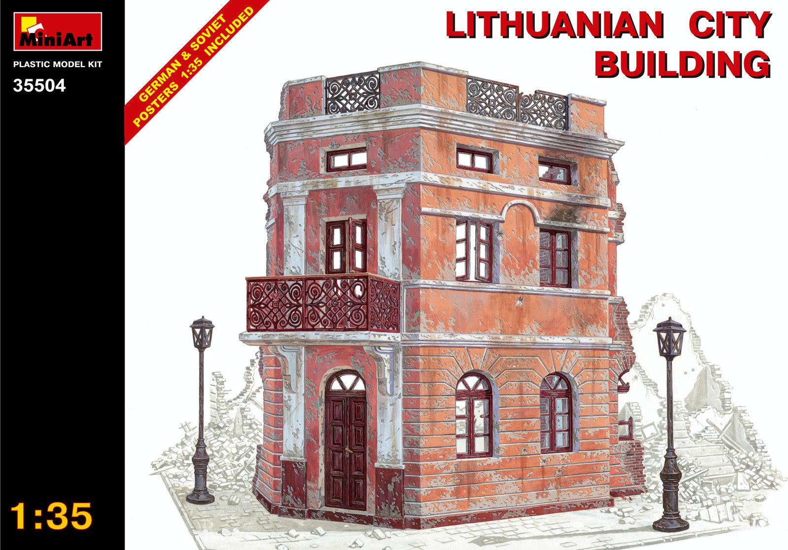 Lithuanian City Building