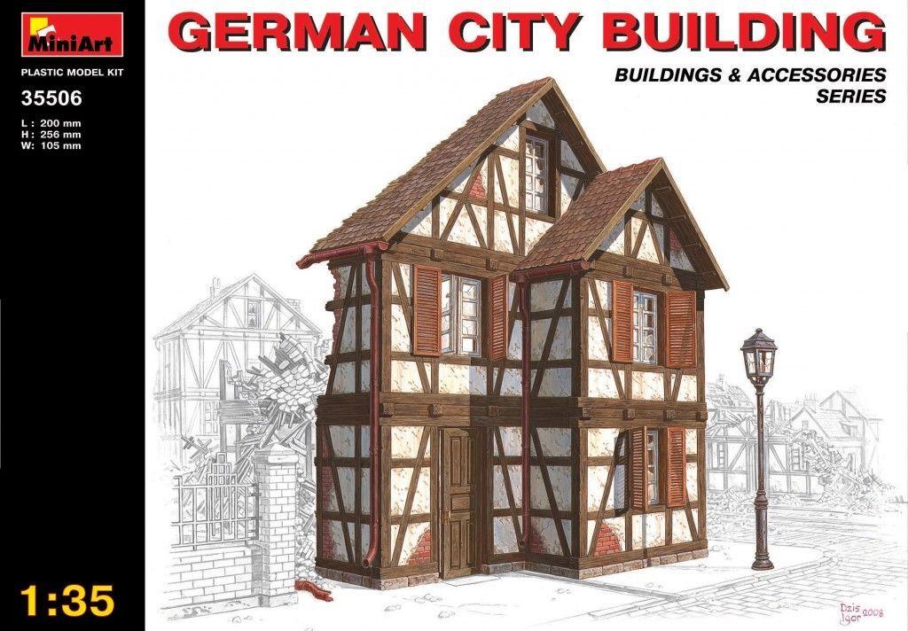 German City Building
