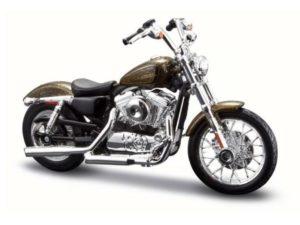 HARLEY-DAVIDSON XL 1200V SEVENTY-TWO 2013 BROWN