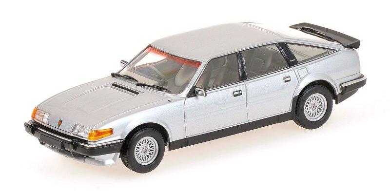 ROVER VITESSE 3.5 V8 SILVER 1986