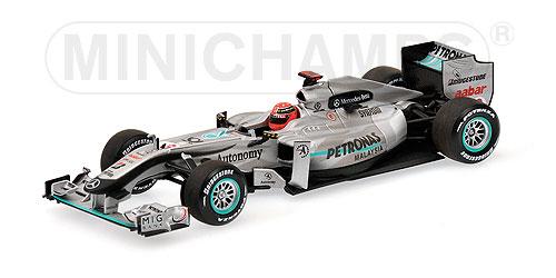 Mercedes GP Petronas MGP W01 Michael Schumacher 2010