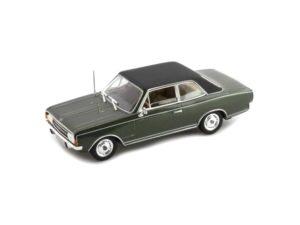 Opel Commodore A 1966 Green Metallic