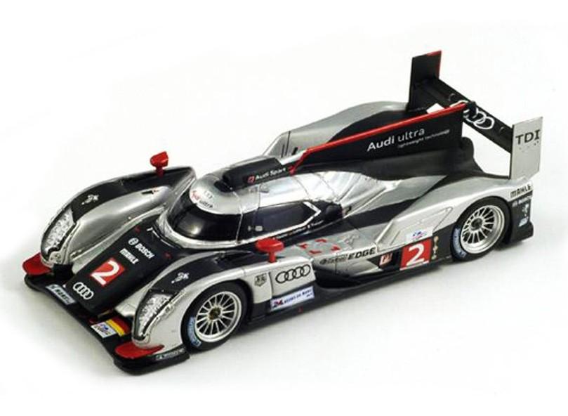 Audi R18 TDI n°2 Winner Le Mans 2011