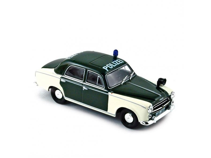 Peugeot 403 Polizei 1959