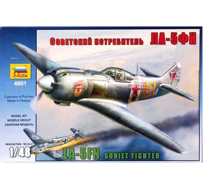 La-5 FN Soviet Fighter
