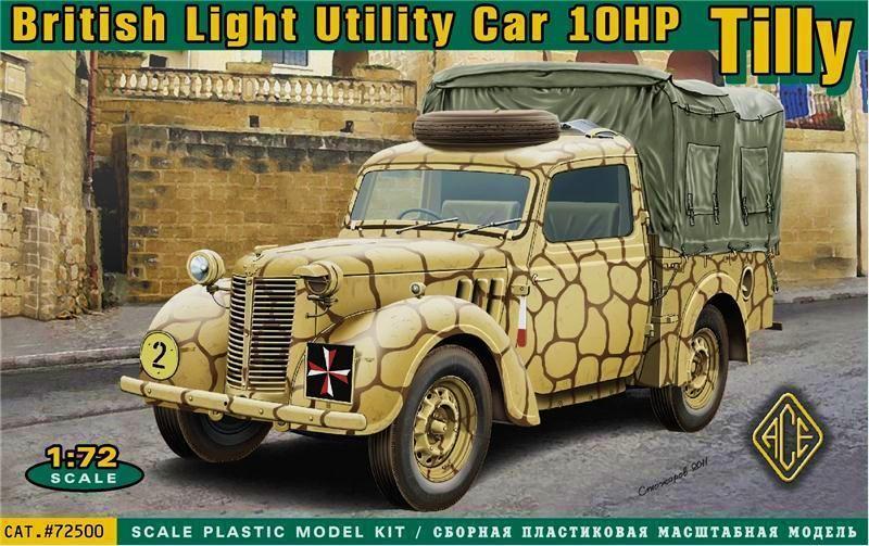 Tilly – British Light Utility Car 10HP