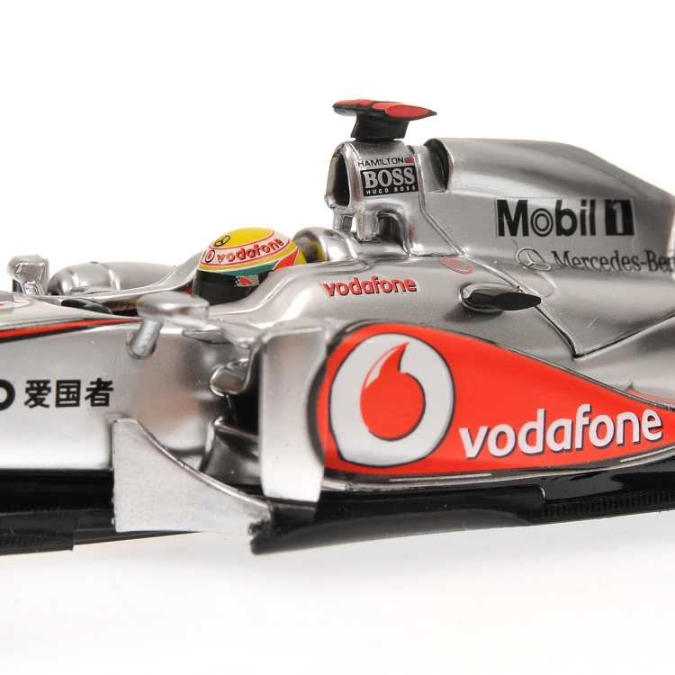 Vodafone  McLaren Mercedes MP4-26  Lewis Hamilton  2011