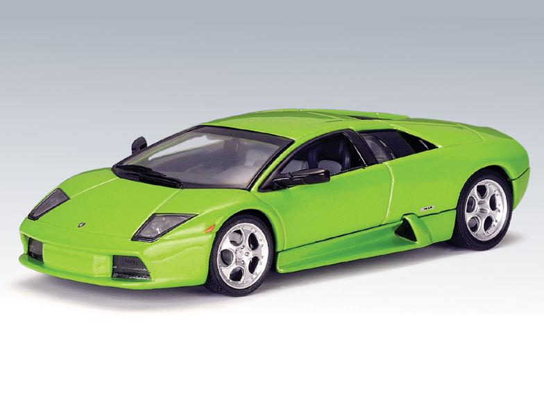 Lamborghini Murcielago 2001 Green Met Mudelautod Ee