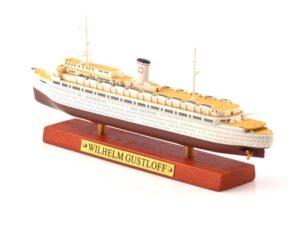 Wilhelm Gustloff 1937 Ocean Liners
