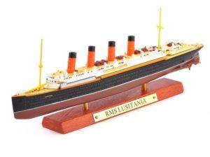 RMS Lusitania 1906 Ocean Liners