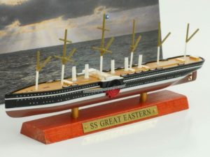 SS Great Eastern 1958 Ocean Liners