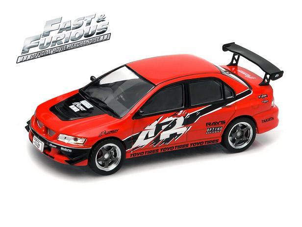 "MITSUBISHI Lancer Evo IX 2006 ""Tokyo Drift"" ""Fast & Furious III"""