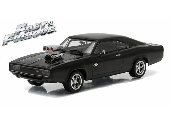 "Dodge Charger R/T 2011 Black ""Fast & Furious"""