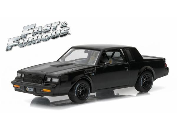 "Buick Grand National GNX 1987 ""Fast & Furious"""