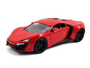 "Lykan HyperSport ""Fast And Furious 7"" 2015 Red"