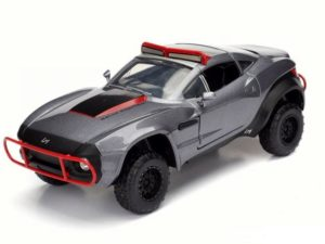 """Letty's Rally Fighter """"Fast And Furious 8"""" 2007 Gray w/Red"""