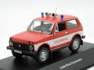 VAZ Niva 2121 Lada Feuerwehr