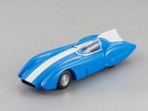 ZIS 112 C № 2 1963 DiP Models resin 111216 1:43 DIP Models 1:43