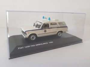 FIAT 125P FSO AMBULANCE 1988