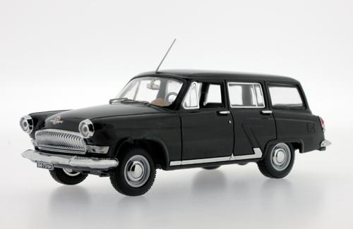 GAZ-22 Volga 1964 Black
