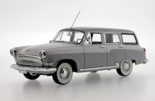 GAZ-22 G Volga 1964 Black export version