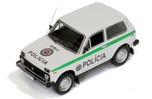 Lada Niva (VAZ 2121) Slovak Republik Police 1993