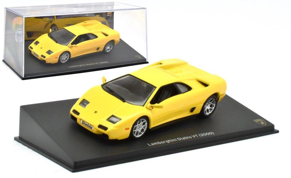Lamborghini Diablo Vt 2000 Yellow Mudelautod Ee