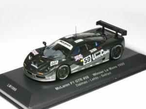 MCLAREN F1 GTR#59 WINNER LE MANS 1995