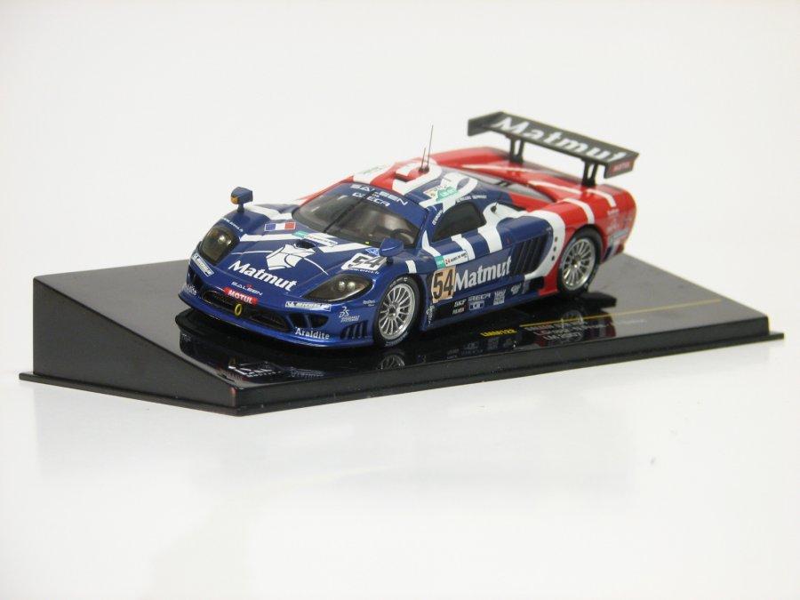 Saleen S7R #54 Le Mans 2007