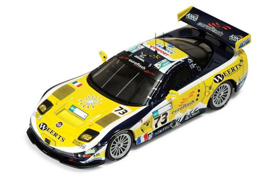 Corvette C5R #73 – Le Mans 2007