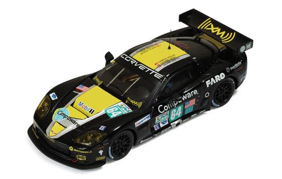 CORVETTE C6.R #64 LMGT1 Le Mans 2009