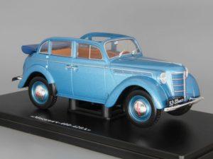 LSA15 MOSKVICH 400-420A 1946 + ajakiri