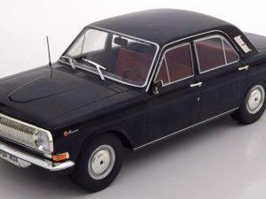 GAZ-24 VOLGA 1966 BLACK