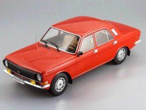 GAZ-24-10 VOLGA 1986 RED