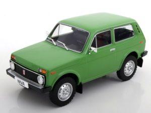 VAZ-2121 NIVA 1976 GREEN