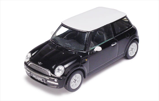 MINI COOPER New PRESENTATION 2000 Black