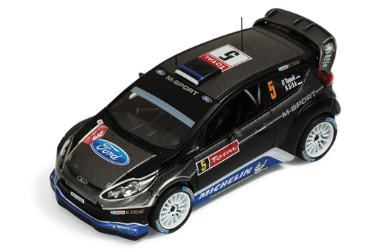 FORD FIESTA RS WRC #5 O.Tanak/K.Sikk Rally Monte Carlo 2012