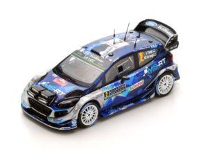 FORD Fiesta WRC N°2 3rd M-Sport Monte Carlo 2017 O. Tänak – M. Järveola