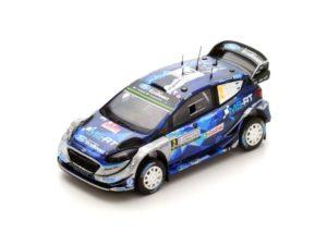 FORD Fiesta WRC N°2 Winner Rally Italy 2017 O. Tänak – M. Järveola