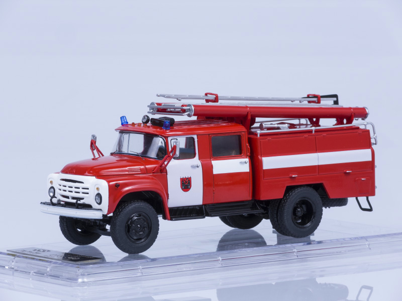 Fire engine AC-40 (ZIL-130) Tartu, Estonia, limited 360 pcs