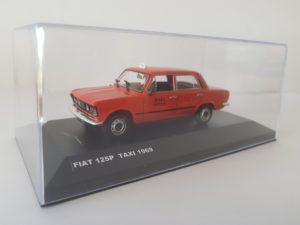 GAZ 12 ZIM Taxi USSR DiP Models 1:43 101203 DIP Models 1:43