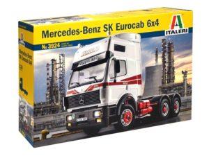 Mercedes-Benz SK Eurocab 6×4