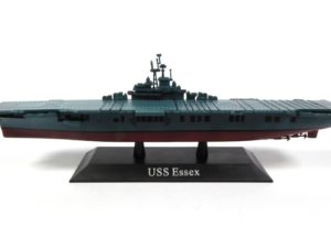 American USS Essex Aircraft Carrier 1942