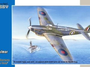 "Fairey Fulmar Mk.I/II ""Over The Medlterranean And the Indian Ocean"""