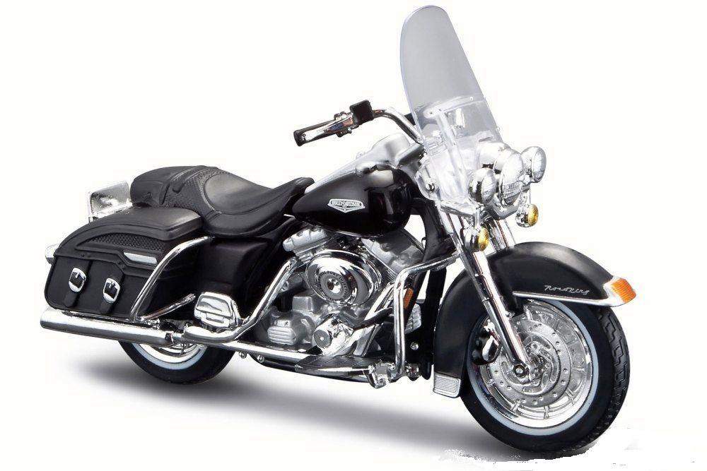 HARLEY-DAVIDSON FLHRC ROAD KING CLASSIC 2001 BLACK